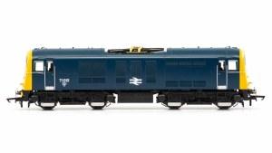 Hornby OO R3374 BR Class 71 71012 BR Blue