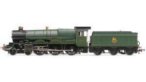 Hornby OO R3383TTS BR 4-6-0 'Earl of St Germans' 4073 Castle Class, Early BR with TTS Sound