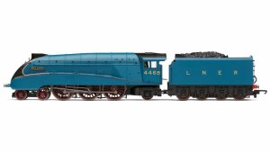 Hornby RailRoad OO R3395TTS LNER 4-6-2 Mallard A4 Class with TTS Sound