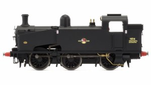 Hornby OO R3406 BR 0-6-0T Departmental No 14 J50 Class - Late BR