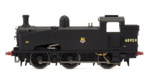 Hornby OO R3407 BR 0-6-0T 68959 J50 Class - Early BR