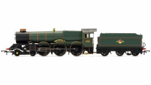 Hornby OO R3409 BR 4-6-0 King William IV  6000 King Class - Late BR