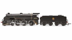 Hornby OO R3412 BR 4-6-0 30842 Maunsell S15 Class - Early BR