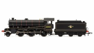 Hornby OO R3417 BR 2-6-0 62065 K1 Class - Late BR