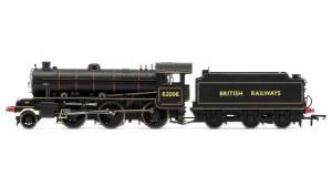 Hornby OO R3418 BR 2-6-0 62006 K1 Class - Early BR