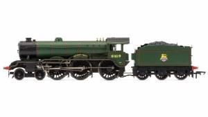 Hornby OO R3448 BR 4-6-0 Welbeck Abbey B17 Class - Early BR