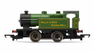 Hornby RailRoad OO R3496 0-4-0 Kelly and Son Paper Mill