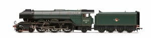 Hornby OO R3508TTS BR 4-6-2 'Flying Scotsman' 60103 A3 Class, Brunswick Green with TTS Sound