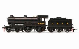 Hornby OO R3521 LNER 4-4-0 '8802', D16/3 Class