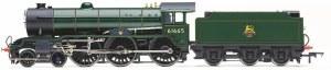 Hornby OO R3523 BR 4-6-0 'Leicester City' '61665', B17 Class, Early BR