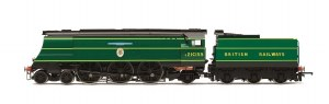 Hornby OO R3525 BR 4-6-2 'Sir Archibald Sinclair', Battle of Britain Class (Air Smoothed), Early BR