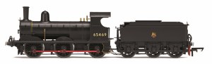 Hornby OO R3530 BR 0-6-0 '65469' J15 Class, Early BR