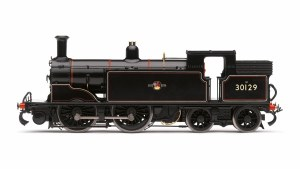 Hornby OO R3531 BR 0-4-4T '30129' M7 Class, Late BR