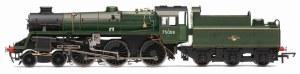 Hornby OO R3547 BR 4-6-0 '75008' Standard 4MT, Late BR