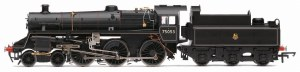 Hornby OO R3548 BR 4-6-0 '75053' Standard 4MT, Early BR