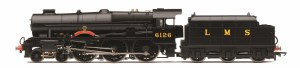 Hornby OO R3557 LMS 4-6-0 'Royal Army Service Corps' '6126' Royal Scot Class