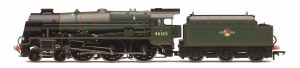 Hornby OO R3558 BR 4-6-0 'The Ranger' '46165' Royal Scot Class, Late BR - Green