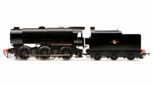 Hornby OO R3560 BR 0-6-0 '33032' Q1 Class Late BR