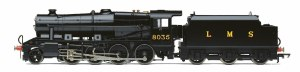 Hornby OO R3565 LMS 2-8-0 '8035' 8F Class