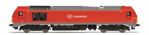 Hornby OO R3574 DB Schenker '67013' Class 67