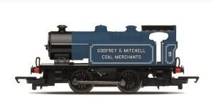 Hornby RailRoad OO R3584 Railroad Ex-Industrial 0-4-0 'Godfrey & Mitchell Coal Merchants' 'No.9'