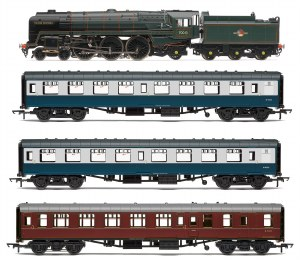 Hornby OO R3607 The '15 Guinea Special' Train Pack