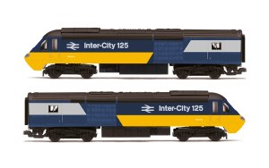 Hornby RailRoad OO R3608 BR InterCity Class 43 HST Pack Power Cars W43002 and W43003