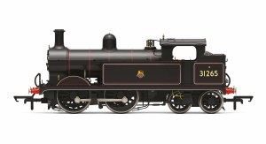 Hornby OO R3631 Wainwright H Class 0-4-4T BR 31265