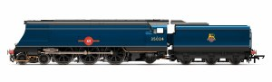 Hornby OO R3632 Merchant Navy Class 4-6-2 BR 35024 'East Asiatic Company'