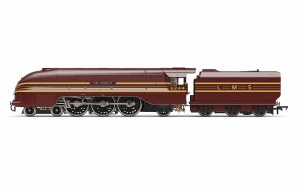 Hornby OO R3639 Princess Coronation Class 4-6-2 LMS 6244 'King George VI'