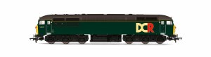 Hornby OO R3660 Class 56 Co-Co 56303 DCR (Devon and Cornwall Railways) Livery