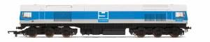 Hornby RailRoad OO R3666 Class 59 Co-Co Yeoman Aggregates 59004 'Paul A. Hammond'