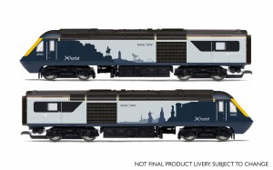 Hornby OO R3698 ScotRail Class 43 HST Power Cars 43033 and 43183