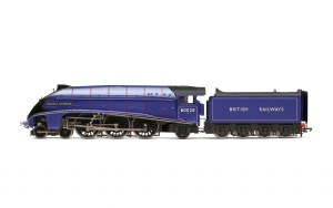 Hornby OO R3701 BR A4 Class 4-6-2 60028 'Walter K Whigham'