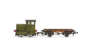 Hornby OO R3704 Ruston & Hornsby Ltd R&H 48DS 0-4-0 No. 269595