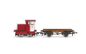 Hornby OO R3705 John Dewar & Sons R&H 48DS 0-4-0 No. 458957