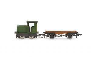 Hornby OO R3706 War Department R&H 48DS 0-4-0 'Army 802'