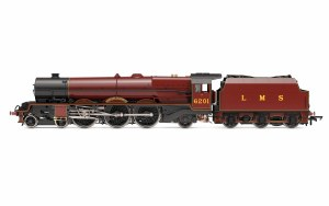 Hornby OO R3709X LMS Princess Royal 4-6-2 6201 'Princess Elizabeth'