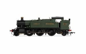 Hornby OO R3721 GWR Class 61xx 'Large Prairie' 2-6-2T 6110