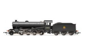 Hornby OO R3730 BR Class O1 2-8-0 63806