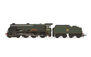 Hornby OO R3732 BR (Early) Lord Nelson Class 4-6-0 30852 'Sir Walter Raleigh'