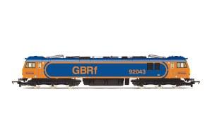 Hornby OO R3741 GBRf Europorte Class 92 Co-Co 92043 'Debussy'