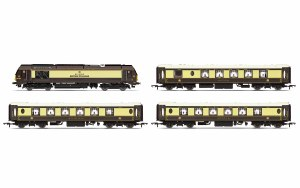 Hornby OO R3750 Belmond 'British Pullman' Train Pack