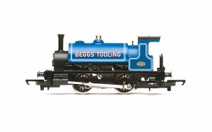 Hornby RailRoad OO R3753 Beggs Tooling Class 264 'Pug' 0-4-0ST 854