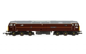 Hornby RailRoad OO R3757 EWS Class 47/7 Co-Co 47798 'Prince William'