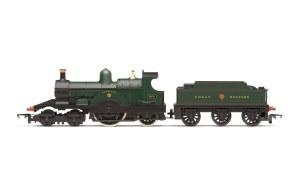 Hornby RailRoad OO R3759 GWR Class 3031 'Dean Single' 4-2-2 'Achilles'
