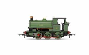 Hornby OO R3765 Bloxham & Whiston Ironstone Co. Ltd, Peckett B2 Class, 0-6-0ST, 1456/1918 - Era 2
