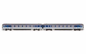 Hornby OO R3773 BR Provincial, Class 156, Set 156401, DMS No. 57401 and DMSL No. 52401, Era 8
