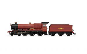 Hornby OO R3803TTS 5972 'Hogwarts Castle', with Sound