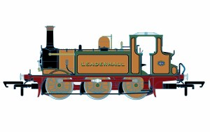 Hornby OO R3811X LB&SCR, Terrier, 0-6-0T, 48 'Leadenhall', Era 2